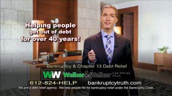 Walker & Walker Attorney Network TV Spot, 'Financial Setbacks' - Thumbnail 6