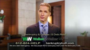 Walker & Walker Attorney Network TV Spot, 'Financial Setbacks' - Thumbnail 7