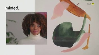 Minted TV Spot, 'Limited Edition Art'