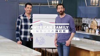 American Family Insurance TV Spot, 'Dream Home Style' Ft. Drew Scott, Jonathan Scott - Thumbnail 1