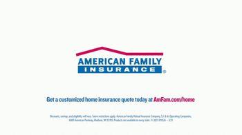 American Family Insurance TV Spot, 'Dream Home Style' Ft. Drew Scott, Jonathan Scott - Thumbnail 8