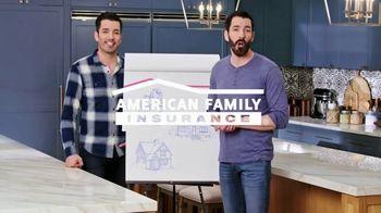 American Family Insurance TV Spot, 'Dream Home Style' Ft. Drew Scott, Jonathan Scott - Thumbnail 2