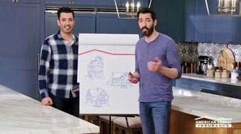 American Family Insurance TV Spot, 'Dream Home Style' Ft. Drew Scott, Jonathan Scott - Thumbnail 4