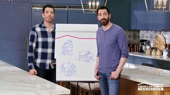 American Family Insurance TV Spot, 'Dream Home Style' Ft. Drew Scott, Jonathan Scott - Thumbnail 6