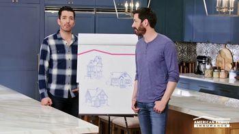 American Family Insurance TV Spot, 'Dream Home Style' Ft. Drew Scott, Jonathan Scott - Thumbnail 7