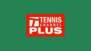 Tennis Channel Plus TV Spot, 'Every ATP and WTA Event: 20% Off' - Thumbnail 1