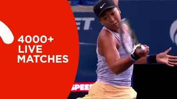 Tennis Channel Plus TV Spot, 'Every ATP and WTA Event: 20% Off' - Thumbnail 2