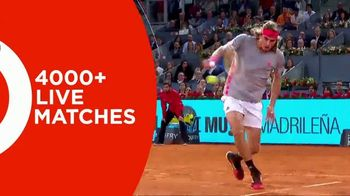 Tennis Channel Plus TV Spot, 'Every ATP and WTA Event: 20% Off' - Thumbnail 3