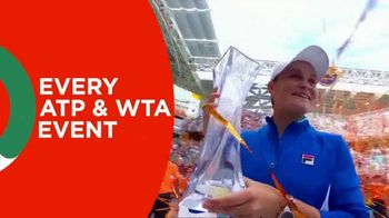 Tennis Channel Plus TV Spot, 'Every ATP and WTA Event: 20% Off' - Thumbnail 4
