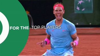 Tennis Channel Plus TV Spot, 'Every ATP and WTA Event'