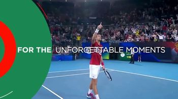 Tennis Channel Plus TV Spot, 'Every ATP and WTA Event' - Thumbnail 2
