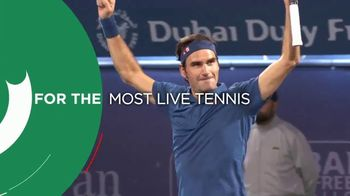 Tennis Channel Plus TV Spot, 'Every ATP and WTA Event' - Thumbnail 3