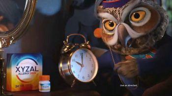 XYZAL TV Spot, 'Bedtime'