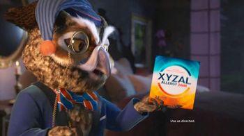 XYZAL TV Spot, 'Bedtime' - Thumbnail 3