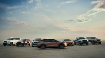 Nissan TV Spot, 'The New Nissan' Featuring Brie Larson [T1] - Thumbnail 9