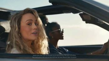 Nissan TV Spot, 'The New Nissan' Featuring Brie Larson [T1] - Thumbnail 7