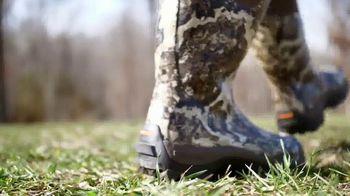 Dryshod TV Spot, 'The Best Turkey Chasing Rubber Boots!' - Thumbnail 4