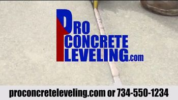 Pro Concrete Leveling TV Spot, 'More Than Just Lifting and Leveling: Free Estimate' - Thumbnail 10