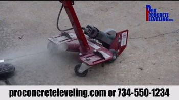 Pro Concrete Leveling TV Spot, 'More Than Just Lifting and Leveling: Free Estimate' - Thumbnail 4