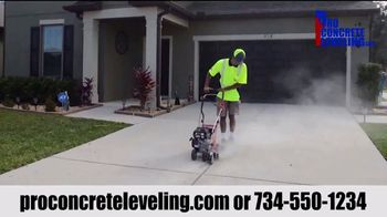 Pro Concrete Leveling TV Spot, 'More Than Just Lifting and Leveling: Free Estimate' - Thumbnail 7