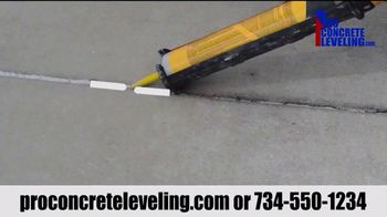 Pro Concrete Leveling TV Spot, 'More Than Just Lifting and Leveling: Free Estimate' - Thumbnail 8