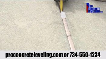 Pro Concrete Leveling TV Spot, 'More Than Just Lifting and Leveling: Free Estimate' - Thumbnail 9