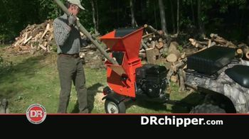 DR Chipper Shredder TV Spot, 'The Smart Way'