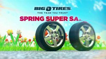 Big O Tires Spring Super Sale TV Spot, 'Buy Three, Get One Free: Aspen & Mesa' - Thumbnail 4