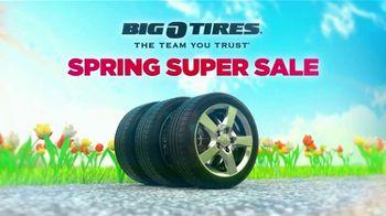 Big O Tires Spring Super Sale TV Spot, 'Buy Three, Get One Free: Aspen & Mesa' - Thumbnail 5