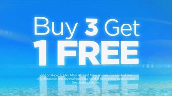 Big O Tires Spring Super Sale TV Spot, 'Buy Three, Get One Free: Aspen & Mesa' - Thumbnail 8