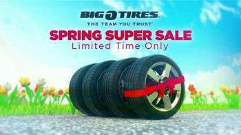 Big O Tires Spring Super Sale TV Spot, 'Buy Three, Get One Free: Aspen & Mesa' - Thumbnail 9