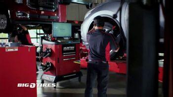 Big O Tires TV Spot, 'Buy Three, Get One Free: $16.95 Oil Change'