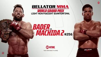 Showtime TV Spot, 'Bellator 256: Bader vs. Machida 2'