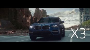 BMW TV Spot, 'There's an X for That' Song by NOISY [T2] - Thumbnail 1