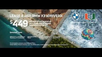 BMW TV Spot, 'There's an X for That' Song by NOISY [T2] - Thumbnail 10