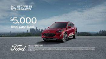 2021 Ford Escape TV Spot, 'SUV of the Future: Escape' [T2] - Thumbnail 8