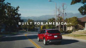 2021 Ford Escape TV Spot, 'SUV of the Future: Escape' [T2] - Thumbnail 7