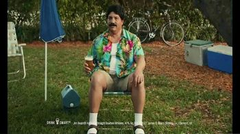 Jim Beam TV Spot, 'Baseball Beer' Featuring Bartolo Colón - Thumbnail 3