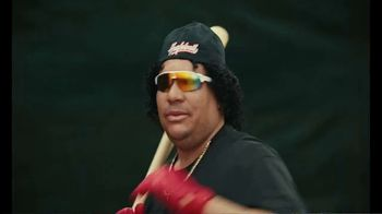 Jim Beam TV Spot, 'Baseball Beer' Featuring Bartolo Colón - Thumbnail 4