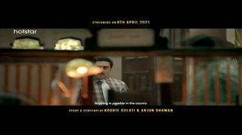 Hotstar TV Spot, 'The Big Bull' - Thumbnail 1