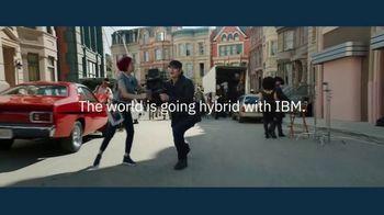 IBM Hybrid Cloud TV Spot, 'Behind the Scenes' Featuring Robert Rodriguez - Thumbnail 9