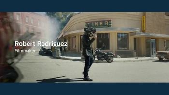 IBM Hybrid Cloud TV Spot, 'Behind the Scenes' Featuring Robert Rodriguez - Thumbnail 2