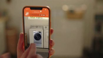 The Home Depot Spring Savings Event TV Spot, 'LG Stainless Steel Refrigerator' - Thumbnail 2