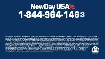 NewDay USA RefiPLUS TV Spot, 'Uncertain Times: $50,000 Cash Outs' - Thumbnail 8