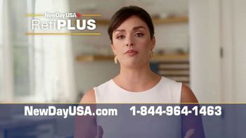 NewDay USA RefiPLUS TV Spot, 'Uncertain Times: $50,000 Cash Outs' - Thumbnail 2