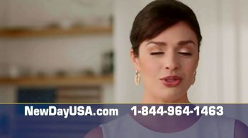NewDay USA RefiPLUS TV Spot, 'Uncertain Times: $50,000 Cash Outs' - Thumbnail 7