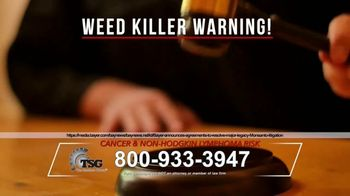 The Sentinel Group TV Spot, 'Weed Killer Warning' - Thumbnail 9
