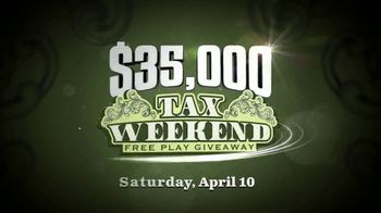 Coushatta Casino Resort Tax Weekend Free Play Giveaway TV Spot, 'Taxes Are Not Fun' Featuring Terry Bradshaw