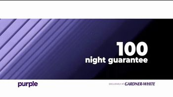 Gardner-White TV Spot, 'Exclusively Purple: $10 a Month' - Thumbnail 8
