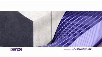 Gardner-White TV Spot, 'Exclusively Purple: $10 a Month' - Thumbnail 4